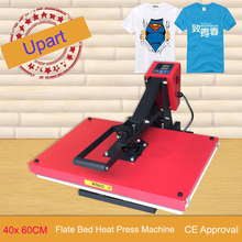 promotion objects 4060 t-shirts heat transfer machine, heat press machine for t-shirts