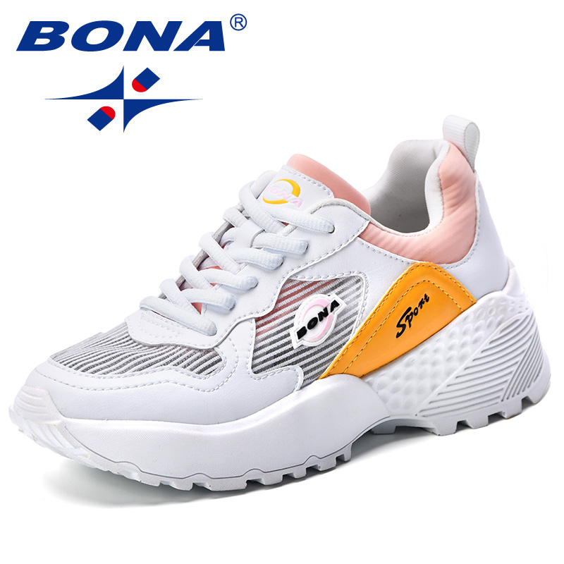 Formateur Foi Plate Blue Nouvelle Gray Mode Mixte Chaussures Casual Automne white Femmes Pink Femm Microfibre white Sneakers 2018 white Lake Chaussure Lady Light forme Couleur White Yellow Hq6nr8wH