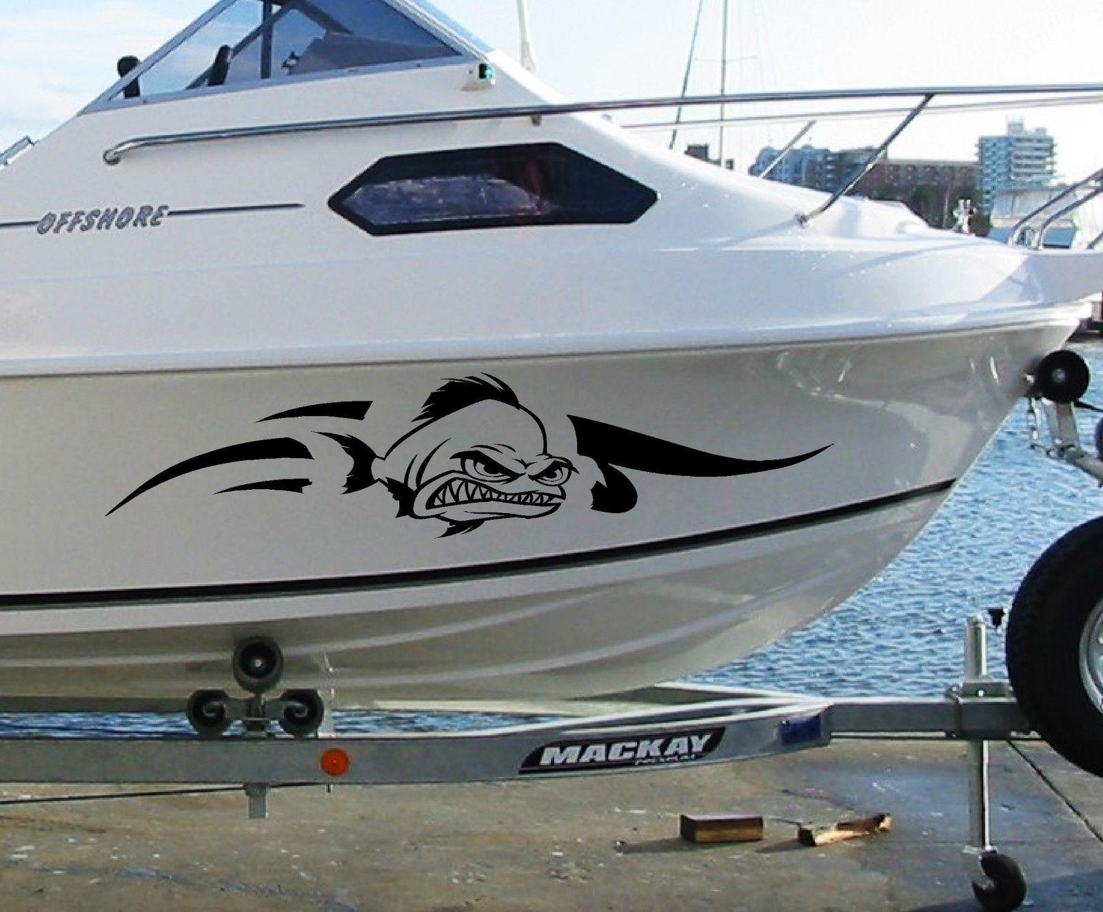 Popular Fish Stickers For BoatsBuy Cheap Fish Stickers For Boats - Boat stickers