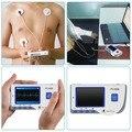 Cuidado de la salud Ce Fácil Ecg Ekg Portátil de Mano Mini Pc-80b Lcd Función De Medición Continua de Corazón Del Monitor Usb2