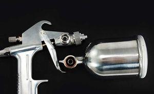 Image 4 - Профессиональный мини Аэрограф WENXING 0,5 мм, распылитель аэрографа без воздуха, инструмент для покраски кожи и сплава
