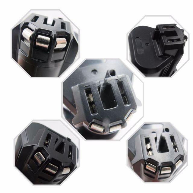 2X 3000mAh 12V Li-ion BAT411 Rechargeable Battery for BOSCH BAT412A BAT413A D-70745GOP 2607336013 2607336014 PS20-2 PS40-2 L30