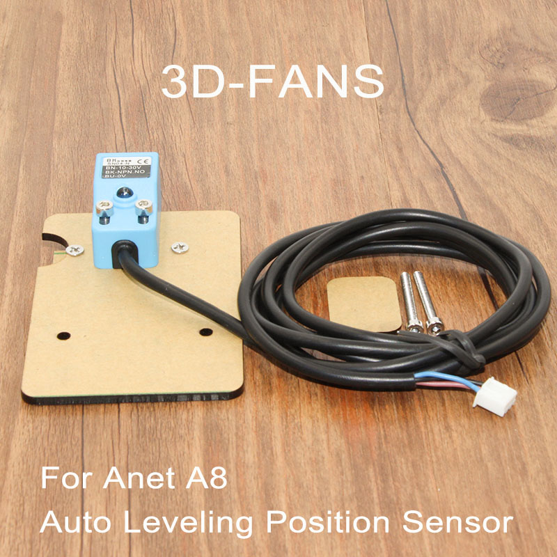 1Set 3D Printer Parts Auto Leveling Position Sensor Kit For Anet A8