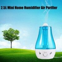 Stylish Design 2 5L Air Humidifier Ultrasonic Aroma Diffuser Essential Oil Diffuser 25W For Home Mist