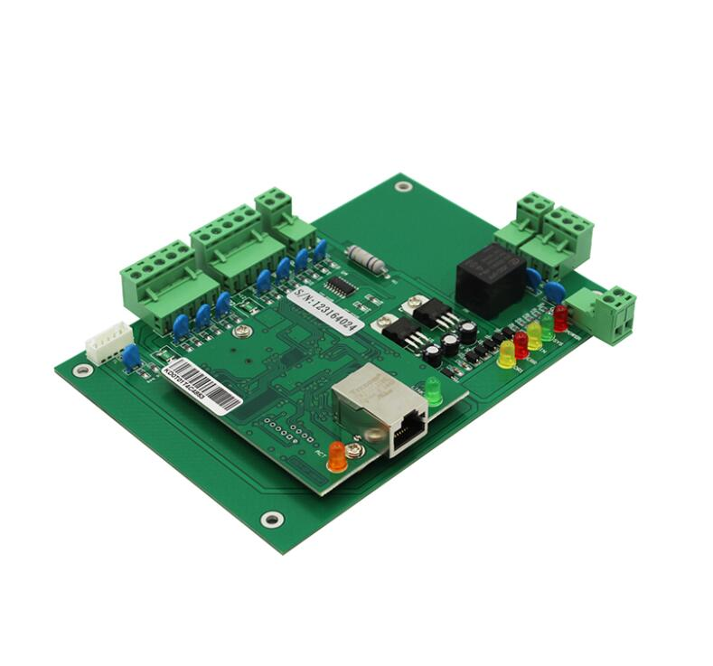 Good Quality Wiegand One Door Access Control Board,Single Door Access Control Panel With TCP/IP + FreeSoftware quality aaa one single green board new vci without bluetooth 2014 r2 2015 r1 optional gray vd tcs cdp pro with japen nec relay