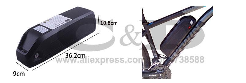 Best Free Shipping 1500W E-bike Electric Bike Conversion kit Driect Drive Motor MXUS 48V 52V 13AH 17AH Hailong Battery LCD 12