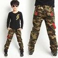 Pantalones de los muchachos niños de la ropa del bebé pantalones para niños ropa de verano 2016