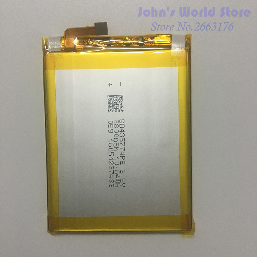 100% Original Vernee Thor Battery High Quality 2800mAh SD435774PE 3.8V Li-ion Battery Replacement for Vernee Thor Smartphone
