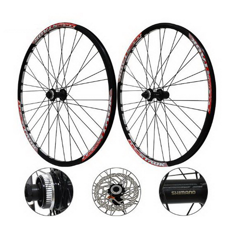 230910/27.5-inch mountain wheel group Bicycle center lock disc brakes drum wheel quick-release wheels/Black spokes shimano rt81 160mm 6 inch ice technologies center lock disc rotors