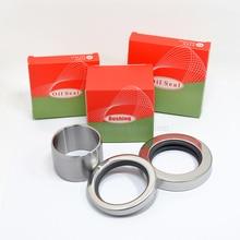 Ceimin Ghh rand OS110R Reparatur Kit Schraube Luft Kompressor Ersatzteile 2 stücke PTFE Öl Dichtung & 1pc Welle hülse 3 stücke ein kit