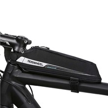 Frong Tube Bicycle Bag Mountain Bike MTB Pro Road Bike Pouch Bag Rainproof Top Frame Bags Outdoor Riding Cycling Bicycle Bag стоимость