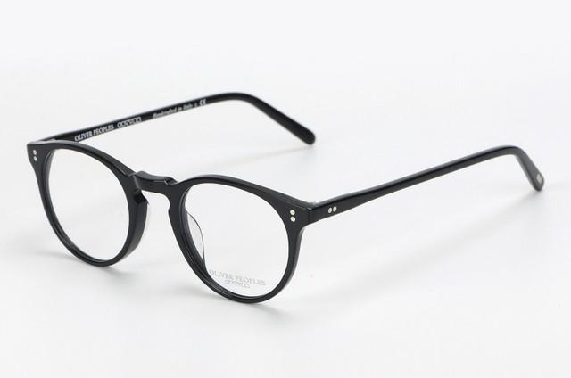 Высокое качество Vintage оптические очки кадр oliver peoples OV5183 о малли очки óculos де грау очки кадр