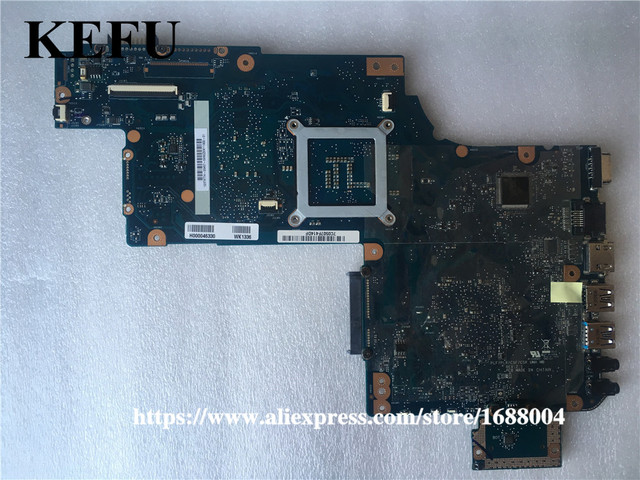 CSF MB_0M/UMA/HM76/GL/TB  For Toshiba Satellite L870 C870 L875 C875 Computer System Board H000046330 Support 3nd cpu