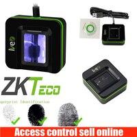 Fingerprint Recognition Device ZK LIVE20R Fingerprint reader support in Win10 software Special discount Fingerprint Scanne
