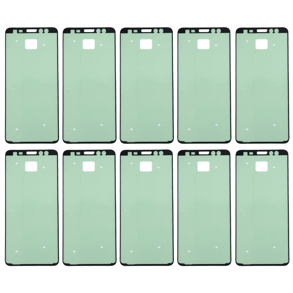 10 PCS For Galaxy A530 / A8 (2018) Front Housing Adhesive