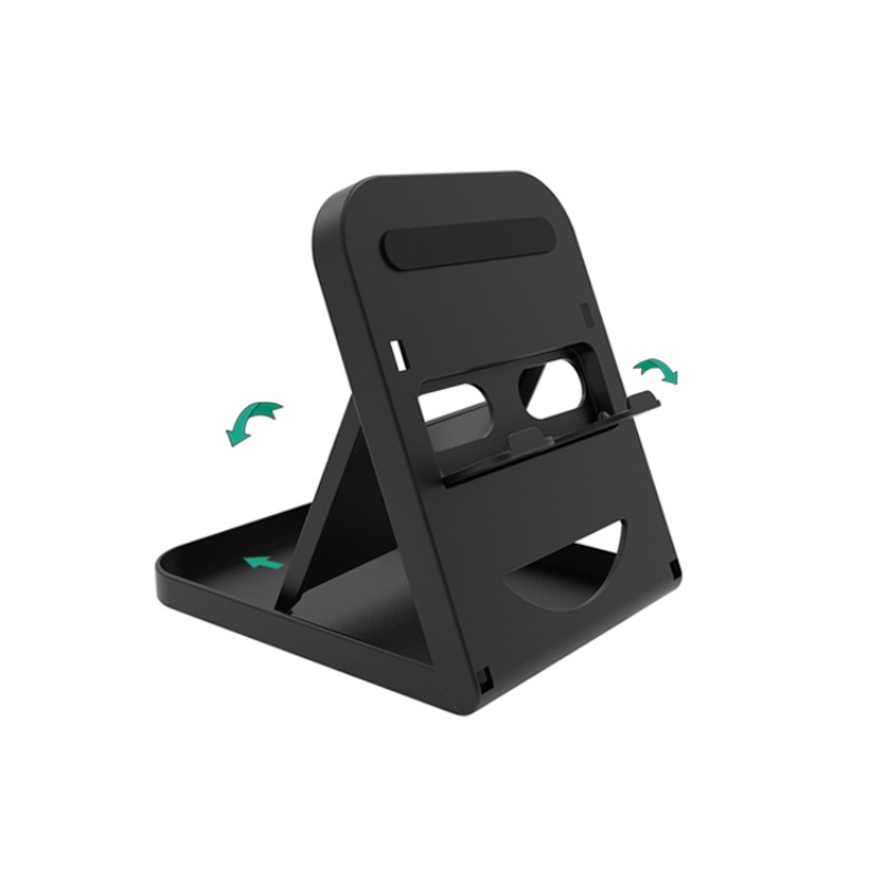 Multi-Angle Adjustable Portable ABS Compact Bracket Play Stand Desktop Cradle Holder for Nintendo Nintend Switch Console Control