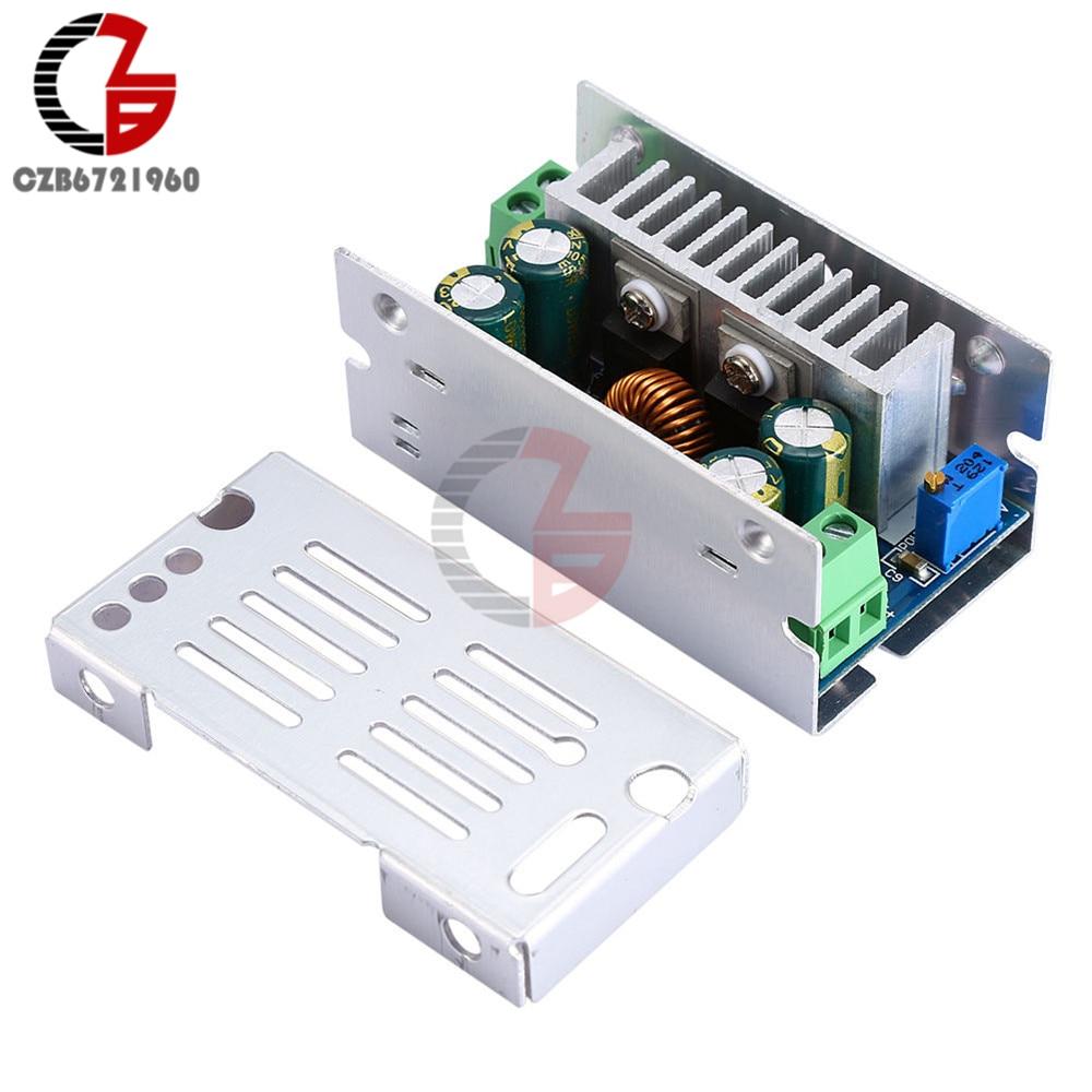 200W 15A 60V Adjustable DC-DC Step Down Buck Converter Module Voltage Regulator Power Transformer Charger Power Supply 12V 5pcs mp1584 dc dc 3a buck converter adjustable step down regulator power supply module
