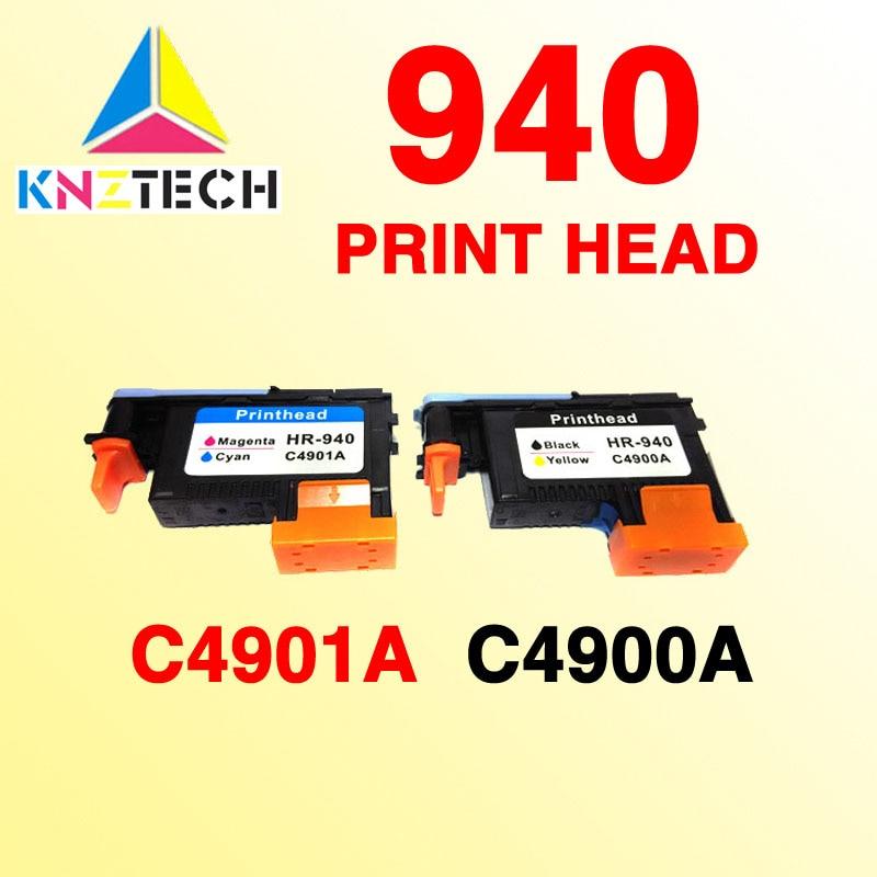 Printhead Compatible For HP 940 C4900A C4901A Print head for 940 Pro 8000 A809a A809n A811a 8500 A909a A909n A909g 8500A