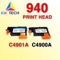 Tête d'impression Compatible pour 940 C4900A C4901A tête D'impression pour 940 Pro 8000 A809a A809n A811a 8500 A909a A909n A909g 8500A