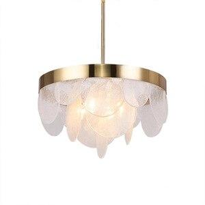 Image 5 - Nordic aplomb pingente luzes modernas lâmpadas led pingente branco hanglamp alumínio luminaria para sala de estar cozinha luminárias