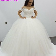 cecelle Ball Gown Princess Wedding Dresses Long