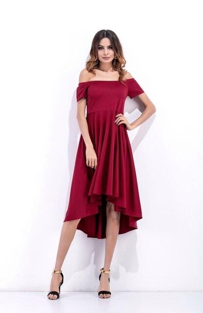 Molde vestido largo