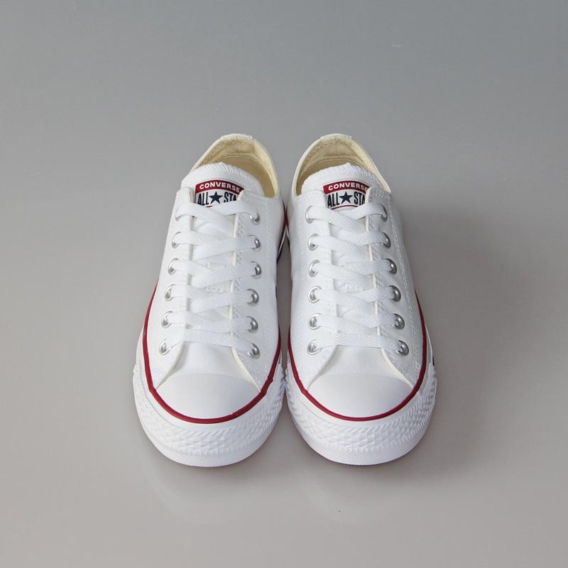 2018 nouveau CONVERSE origina all star chaussures Chuck Taylor uninex classique sneakers homme de femme de Planche À Roulettes Chaussures - 6