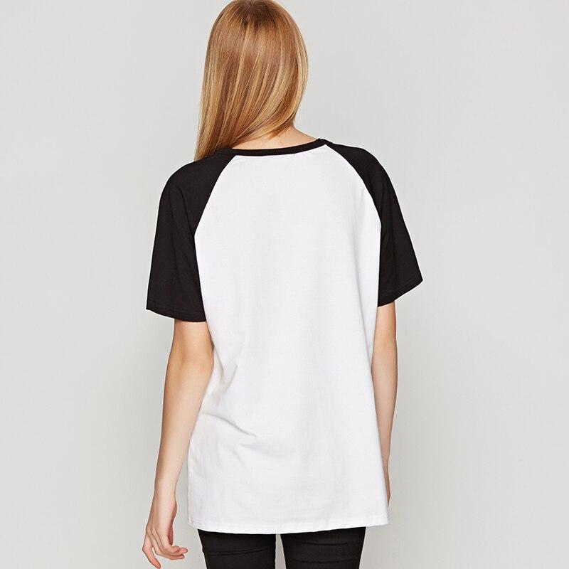 Kawaii summer women cotton t shirt heart pistol t shirt aesthetic ...