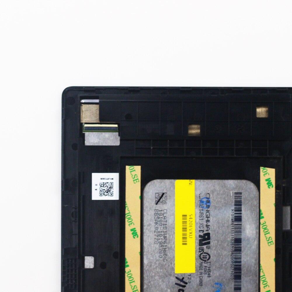 Original pour Asus ZenPad 10 Z300 Z300C ZP023 LCD écran tactile numériseur panneau capteur assemblage avec cadre - 4