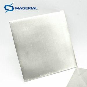 Image 4 - פח ריתוך מתכת צלחת רדיד צלייה סלסול 99.99% מחקר מדעי מעבדה שימוש יסודי חומר 0.02mm 20mm Sn גיליון