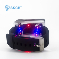 physiotherapy health acupuncture lllt low level cold laser light therapy watch machine apparatus for physical therapy