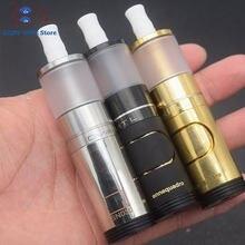 Ennequadro mod kit 18350 bateria 22mm vaporizador mecânico vape kit de cigarro eletrônico vs dvarw mtl v2 estilo rta/sob mod kit
