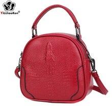 Luxury Handbags Women Bags Designer Fashion Crocodile Leather Crossbody Bags for Women Shoulder Bag Bolsa Feminina Sac Main цена в Москве и Питере