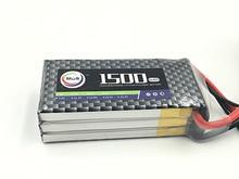 MOS 3 S batería 11.1 v 1500 mAh 40C lipo Para El helicóptero del rc rc coche barco del rc quadcopter batería de Li-polímero battey envío gratis