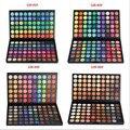 50 pçs/lote Professional Eyeshadow Palette sombra Make Up Fashion Makeup 120 cores cosméticos paleta frete grátis DHL