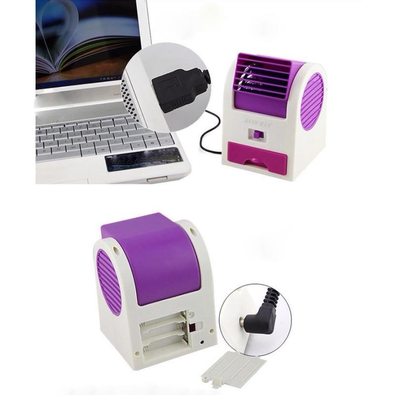 Նոր թարմացման օդորակիչ USB Mini Fan _ Desktop - Կենցաղային տեխնիկա - Լուսանկար 3