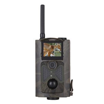 Wild Hunting Camera Cellular Mobile Trail Wildlife Cameras 2G MMS SMTP SMS 16MP 1080P Wireless  PhotoTrap HC550M 4