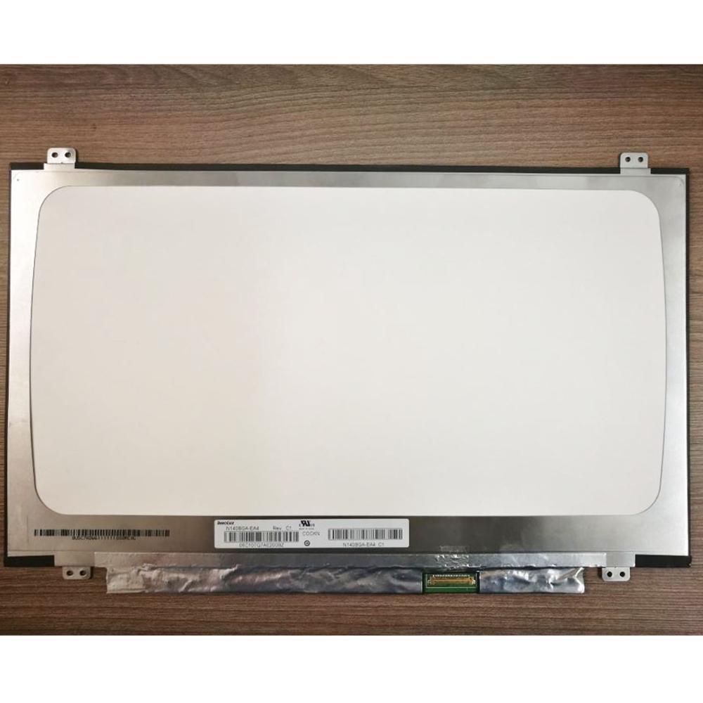 N140BGA EA4 Rev C1 Rev B1 LED Display LCD Screen Matrix for Laptop 14 0 30Pin
