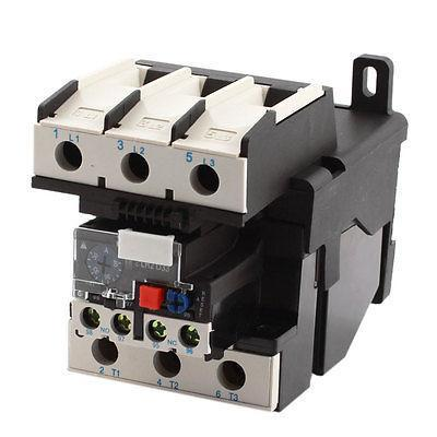 цена на 30-40A 3 Poles 35mm DIN Rail + 2 Mounting Holes Thermal Overload Relay JR28-33