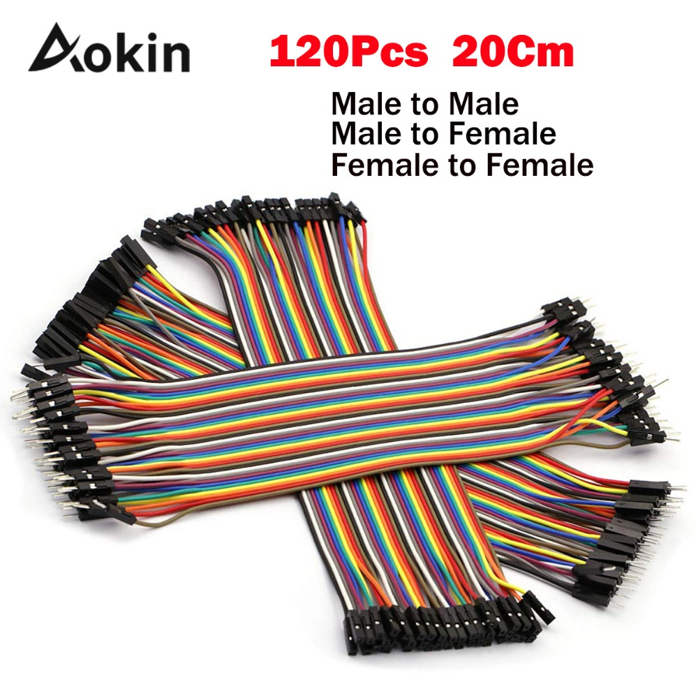 120pcs-dupont-line-20cm-male-to-male-female-to-male-and-female-to-female-jumper-wire-dupont-cable-40pcs-for-arduino-diy-kit