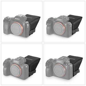 Image 5 - SmallRig 카메라 스크린 썬 쉴드 후드 소니 A7 A7II A7III A9 시리즈 DSLR 카메라/캠코더 뷰파인더 선셰이드 후드 2215
