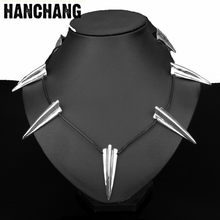 Film Black Panther Collana Wakanda Re T'Challa Pantera Nera Cosplay Collana Accessori Uomo Regalo(China)