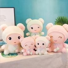 New Arrival Lovely Doll Short Plush Toys Stuffed Toy Soft Pillow Children Gifts Girls Birthday Gift
