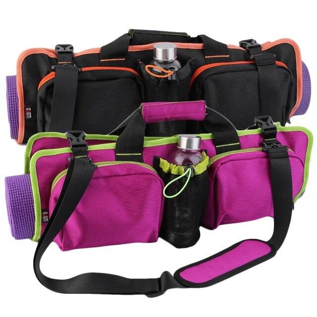 2016 Новая Гибкая yoga mat bag Многофункциональный высококлассные складной переносной водонепроницаемый Бесплатная Доставка