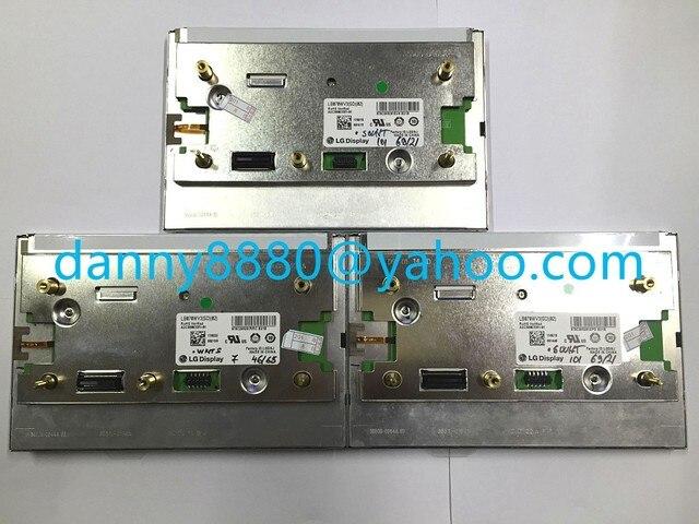 """Gratis Post Nieuwe 7 """"Lcd scherm LB070WV3 (Sd)(02) LB070WV3 SD02 Screen Voor Mercedes Benz NTG4.5 W204 E260 Auto Gps Navigatie Audio"""