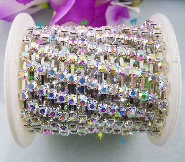 Buy rhinestones cup connector and get free shipping on AliExpress.com de5dce575884