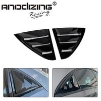 Cars Styling Louver Window Trim For Mercedes Benz C W205 Amg Class 2019 CLA W117 A W176 2015 2019