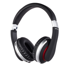 MH7 Foldable Stereo Gaming Wireless Headphones With Microphone Support TF Card Noise Cancelling Headset For IPad Mobile Phone wireless headphones bluetooth headset foldable stereo gaming earphones with microphone support tf card for ipad mobile phone mp3