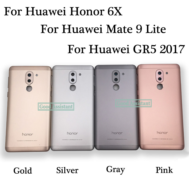 Cover Door-Housing-Case Back-Battery Huawei BLL-L21 Glass-Parts for 6x/mate 9-Lite/gr5