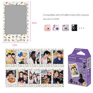 Image 3 - Fujifilm Instax Mini Color Film 20 Prints (2 Packs) Alice in Wonderland  InstanPicture For Mini 11 8 90 25 70 Photo Camera SP 2